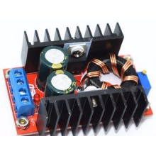 DC-DC STEP-UP (BOOST) MODULE. 150W AJUSTABLE 12-35Vout