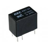 RELE SPDT 24V 1A MICRORELE PCB