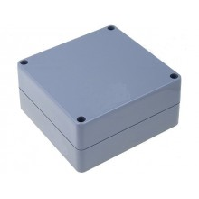 CAJA GRIS IP65 120*120*60mm ABS