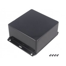 CAJA NEGRA IP54 120*120*55 ABS CON BASE