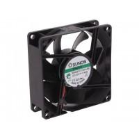 VENTILADOR 12VDC 0.12A 80*80*25mm