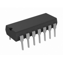 74HC02 QUAD 2 INPUT NOR GATES