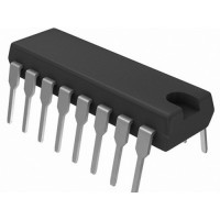 74HC595N SHIFT REGISTER 8BIT 3ST