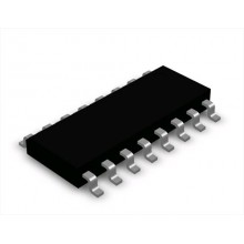 74HC595D SHIFT REGISTER 8b 3ST SOIC16